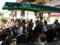 Auftritt in Baisingen