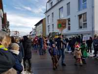 Fasnetsumzug Hochdorf 2018