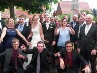 Hochzeit Sandra und Christian